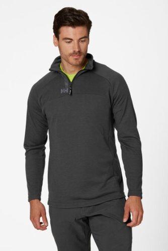 HP 0.5 zip pullover